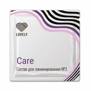 """Саше для ламинирования """"Care"""" 1г. Lovely"""