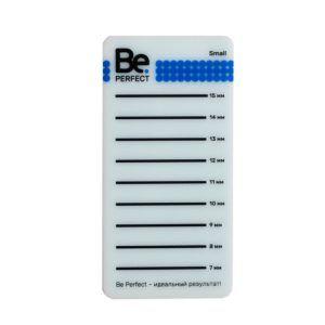 Планшет для ресниц Small, BePerfect