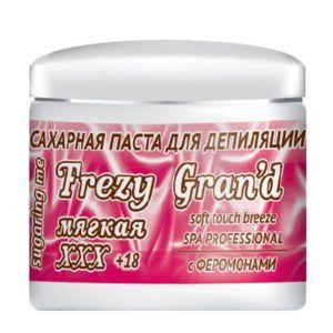 """Сахарная паста для шугаринга """"Экстра-Мягкая"""", 400гр. Frezy Grand"""