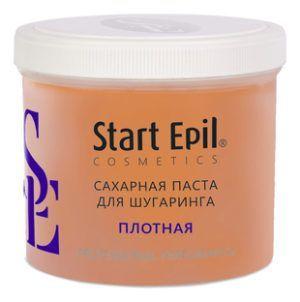 """Сахарная паста для шугаринга StartEpil """"Плотная"""" 750гр"""