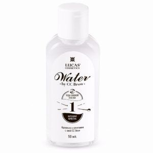Вода для разведения хны, 50мл. CC Brow