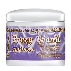 "Сахарная паста для шугаринга ""Средняя"", 400гр. Frezy Grand"