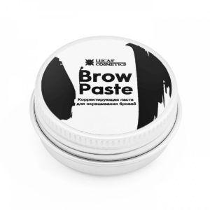 Паста для бровей белая Brow paste, 15гр. CC Brow