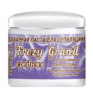 "Сахарная паста для шугаринга ""Средняя"", 1500гр. Frezy Grand"
