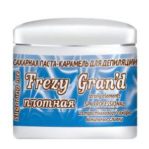 """Сахарная паста для шугаринга """"Плотная"""", 1500гр. Frezy Grand"""