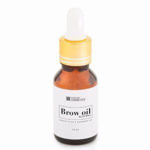 Масло для роста бровей Brow Oil, 15мл. CC Brow