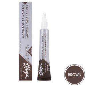 """Краска для бровей и ресниц """"Brown"""" (коричневый) 14мл., Thuya"""