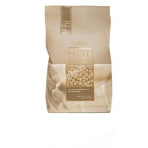 Воск пленочный в гранулах Белый шоколад ItalWax, 1000гр