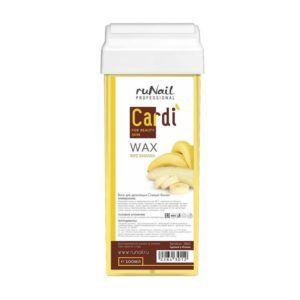 Воск в картридже Cardi «Спелый банан», 100мл., Runail
