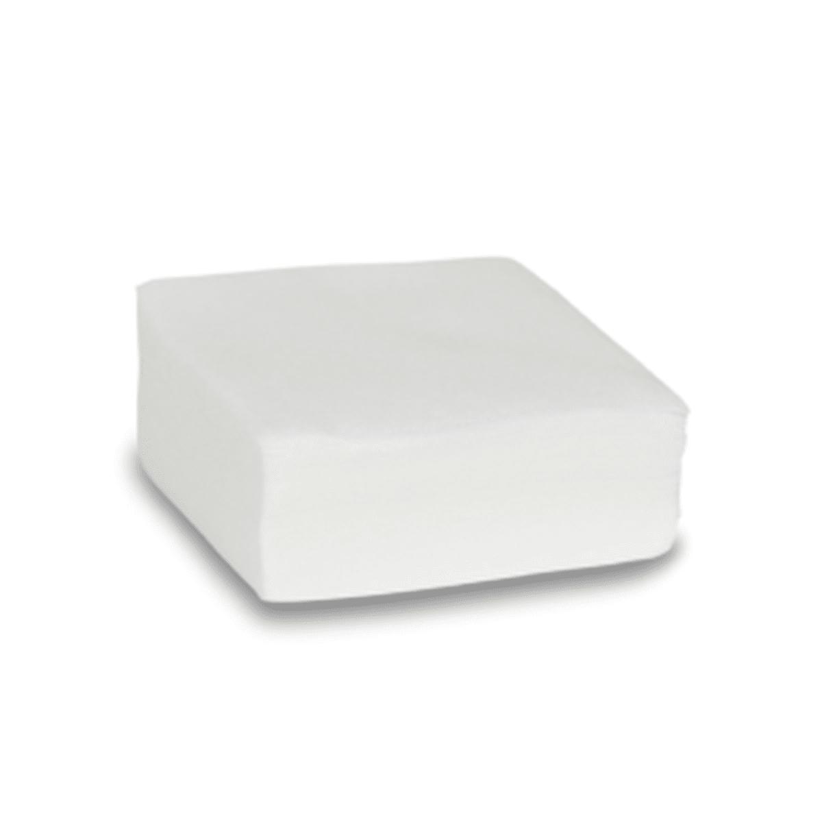 Салфетка 5/5 см, спанлейс, 40г/м2 в пачке Beautyline