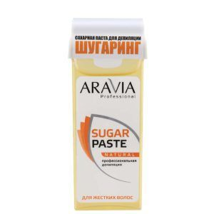 "Сахарная паста в картридже ""Натуральная"" 150 гр, Aravia"