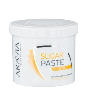 "Сахарная паста для шугаринга Aravia ""Медовая"" 750 гр"