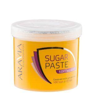 "Сахарная паста для шугаринга Aravia ""Мягкая и легкая"" 750 гр"