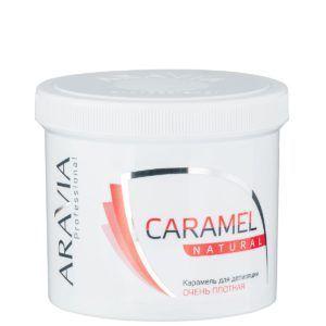 "Сахарная паста для шугаринга Aravia ""Натуральная"" очень плотная 750 гр до 11.2021"