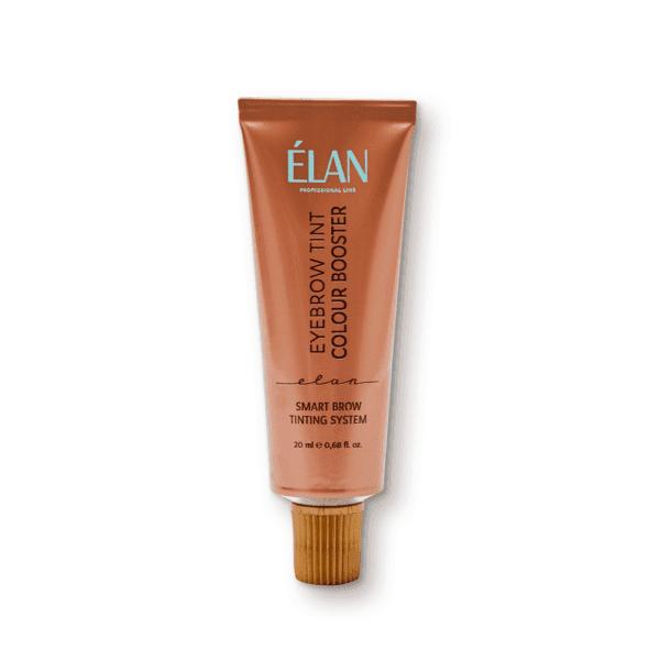 Усилитель цвета краски для бровей «EYEBROW TINT COLOUR BOOSTER» Elan, INDIGO, 20мл