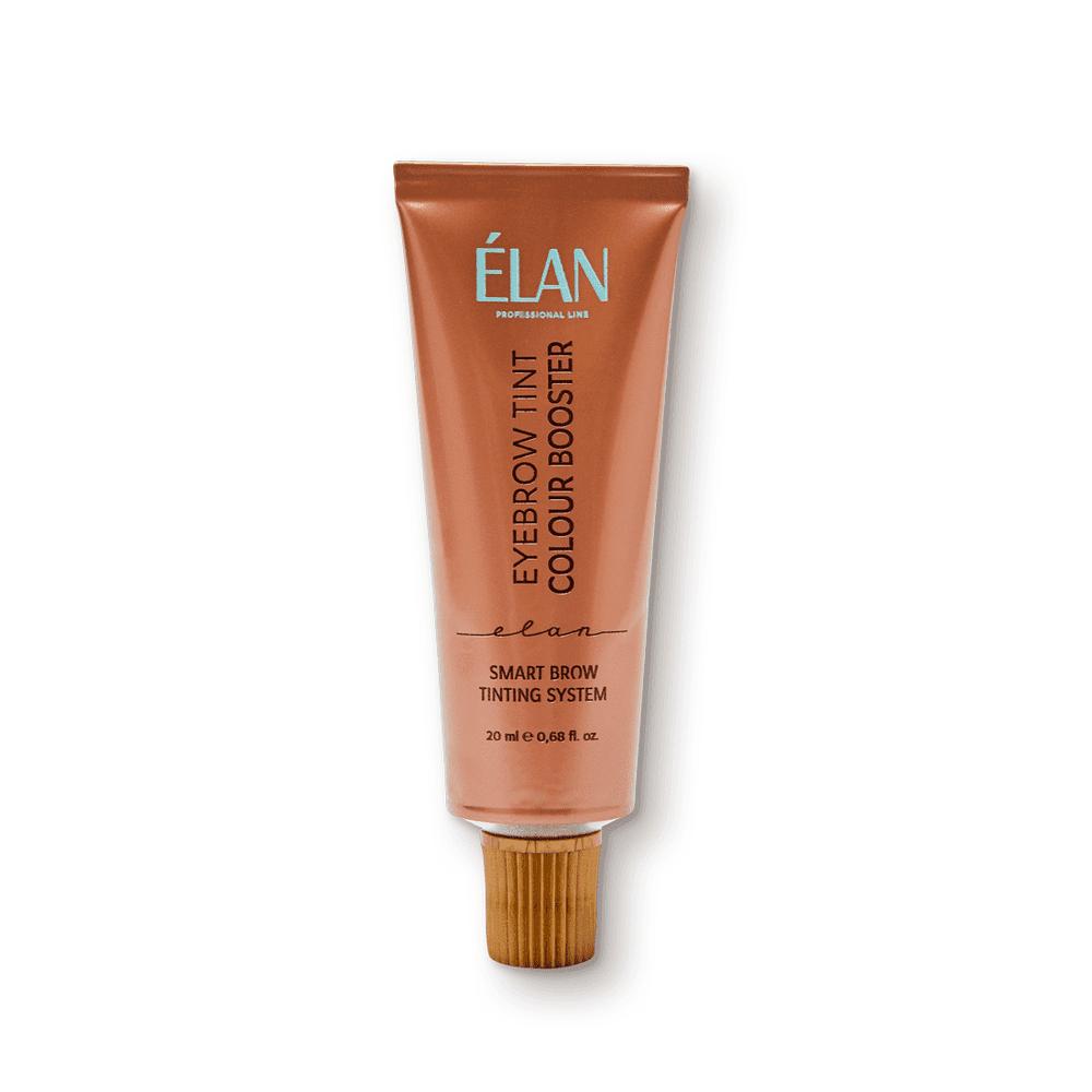 Усилитель цвета краски для бровей «EYEBROW TINT COLOUR BOOSTER» Elan, ORANGE, 20мл
