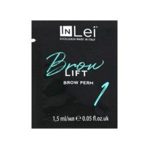 Состав для ламинирования бровей InLei Brow Lift #1, 1,5мл