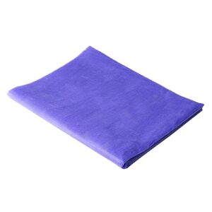 Простыня SS 70*200 уп 10шт, фиолетовая пл.17
