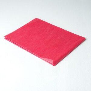 Простыня SS 70*200 уп 10шт. розовый пл.17